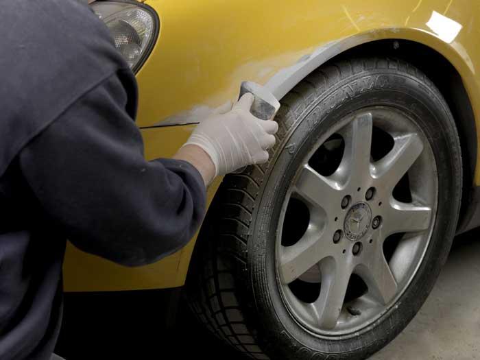 Как зачистить машину от ржавчины своими руками 147