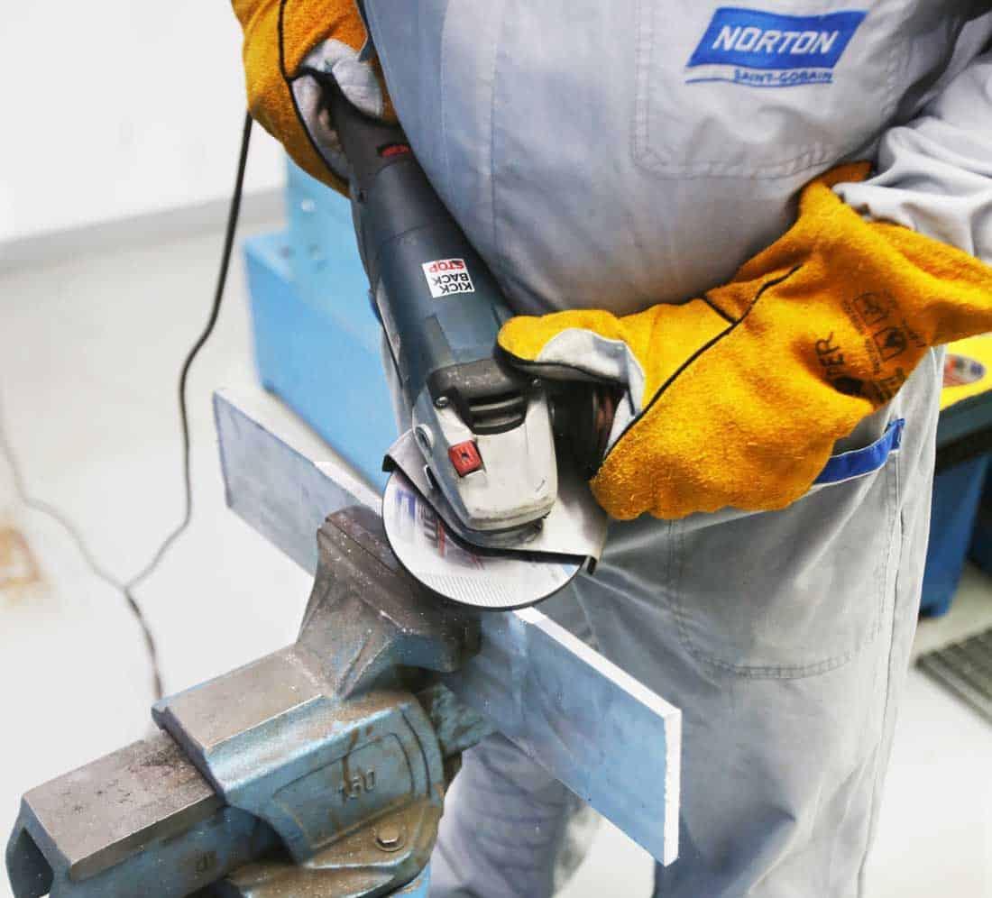 Tarcze do cięcia i szlifowania aluminum