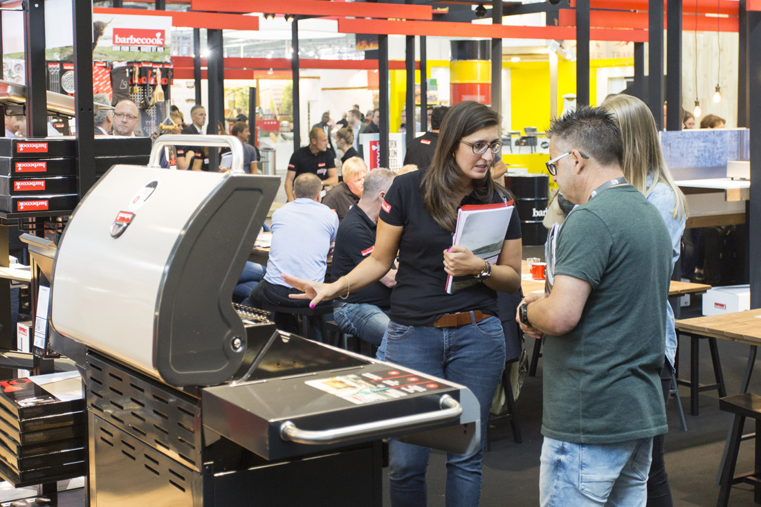 Stand: Barbecook, Halle 7