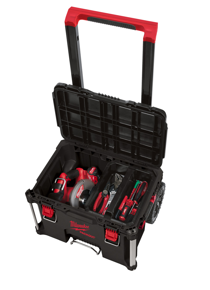 PACKOUT™ Modular Storage System: Rolling Tool Box