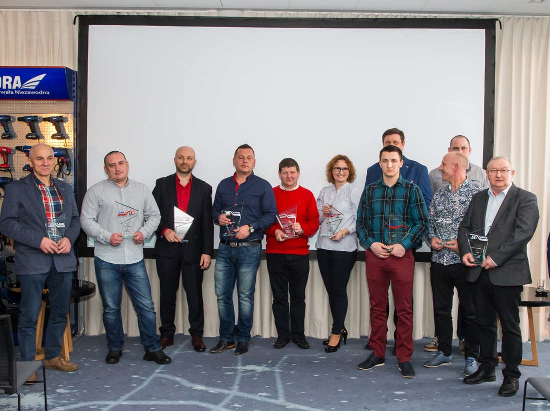 Nagrodzone firmy, które wzięły udział w konferencji we Wrocławiu