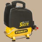STANLEY SILENT A2BB104STN038 – cichy kompresor bezolejowy